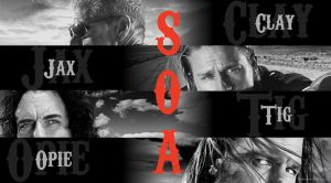 Sons Of Anarchy Wallpaper by BeAware8