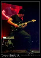 John Petrucci of Dream Theater by insinity