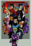 Long Live the Legion by LOSH-Fanclub
