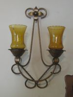 old wall candle lamp 2 by Stock-Tenchigirl15