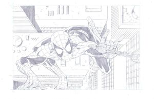 Disney Spider-Man by PatrickOlliffe