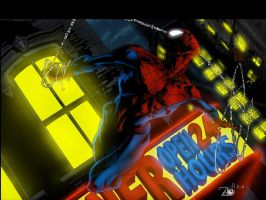 Amazing Spiderman - Rob McGhee by NewEraStudios