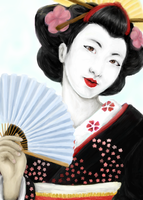 Hana no Geisha by everything-anime