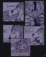 BEAR GHOST PAGE 6 by EvilSonic2