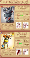 Evaluation Team- Team Lucida by WindyKirlia30