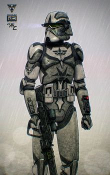 ARC-trooper Vega by Master-Cyrus