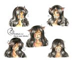 Skylar's Expressions ~ by MarieJane67777