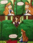 Kleine Rot and the Wolf Page 17 by GabiSaKuRa