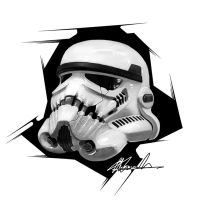 Death Trooper by GrungeTV