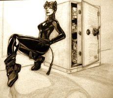 catwoman commission by Peng-Peng