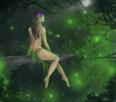 Dryad by Concept-Cube