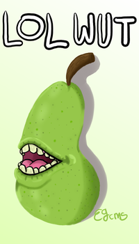 I Did My Peary Best by EllowynGrace