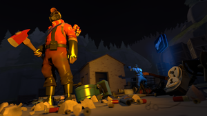 [SFM] The Great Gorge Massacre by Hellhounds04
