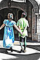 Peter and Wendy by darlingkatie
