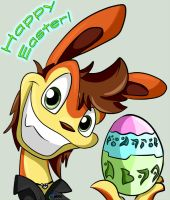 Happy Easter 2012 by WildTheory