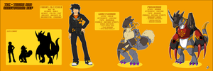TDC - Tobias and Garetsumon Ref by Gomis