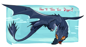 How to Train Your Dragon by Ganym0