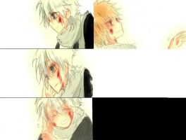 BLEACH: IchiHitsu Sad Story by Japan00