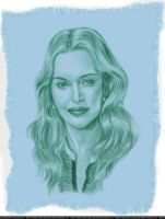 English Rose :: Kate Winslet by aelite