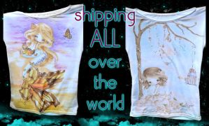 angenia t-shirts by AngeniaC