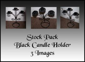 Stock Pack -Candle Holders by Gracies-Stock