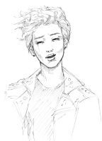 Zelo B.A.P by HosomiAme