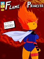 Flame Power Princess or something by -coldfusion-
