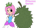 Durian and her Iconic Fruit by Rotommowtom