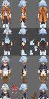 ToS Character References 008 -Raine Sage- by G--u--y