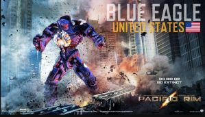 Pacific Rim-Blue Eagle 1 by GamerGirl14