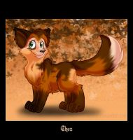 Art Trade - Sunflic by kaykaykit