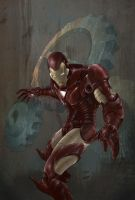 Iron Man by EdRyder