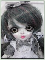 SOLD$220 Ball Joint Doll-Alice by Sarah-Vafidis
