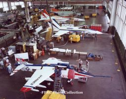McDD Building 42 Fighter Lineup by fighterman35