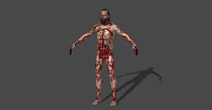 OUTLAST WHISTLEBLOWER DLC -CANNIBAL- by Oo-FiL-oO