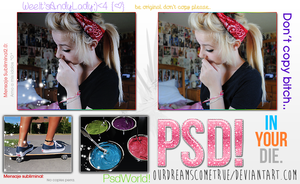 Psd Coloring In your die. by OurDreamsComeTrue