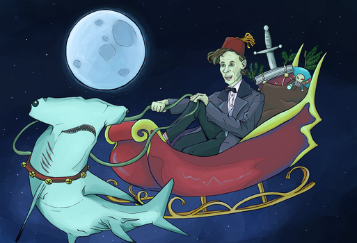 Dash Away! (Doctor Who) by SmudgeThistle