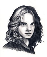Hermione For Briarthorn by Degare
