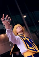 Kurapika by Ettelle