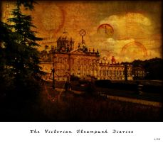 Victorian Steampunk Diaries 5 by Demyan