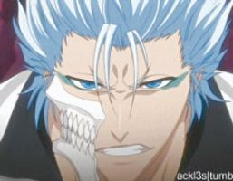 Grimmjow pissed off by CarmenAckles