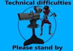 Skype Tomfoolery-'Technical Difficulties' by HanakoFairhall