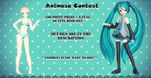 .::.Animasa Contest.::. CLOSED by MichiKairin