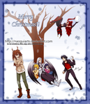 Playing in the snow by naoguiarts