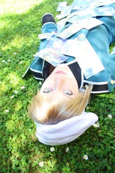 Hetalia: all you need is money by Frostpfote