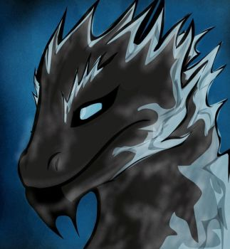 ( Lord of Winter ) [Gift art] by ChaoticContamination