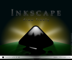 INKSCAPE 0.46 SPLASH SCREEN 1 by unicko