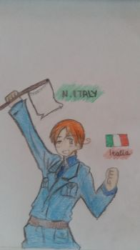 [APH] Italy by Sophiechan6