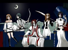 Arrancar Chronicles FullColor by garf03