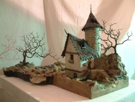 Goblin House by JSModeling